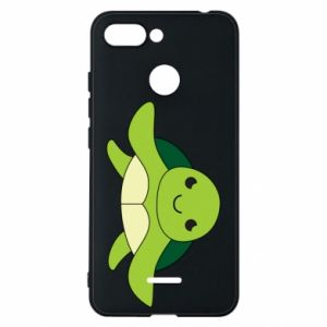 Phone case for Xiaomi Redmi 6 The turtle wants hugs - PrintSalon