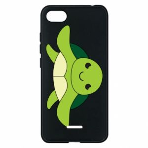 Phone case for Xiaomi Redmi 6A The turtle wants hugs - PrintSalon