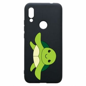 Phone case for Xiaomi Redmi 7 The turtle wants hugs - PrintSalon