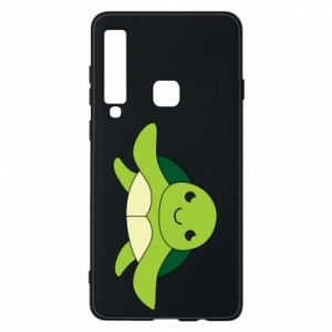 Phone case for Samsung A9 2018 The turtle wants hugs - PrintSalon