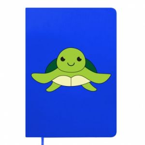 Notepad The turtle wants hugs - PrintSalon