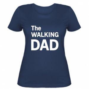 Damska koszulka The walking dad