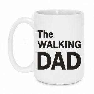 Kubek 450ml The walking dad