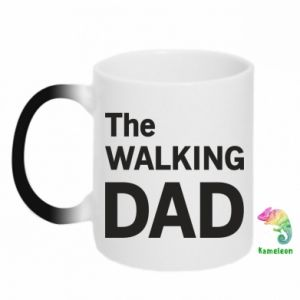 Kubek-kameleon The walking dad