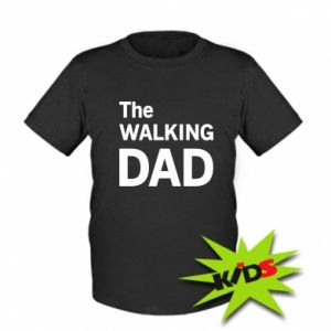 Dziecięcy T-shirt The walking dad