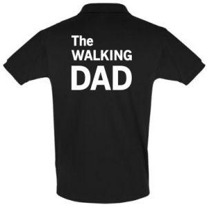 Koszulka Polo The walking dad