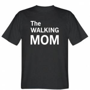 Koszulka The walking mom