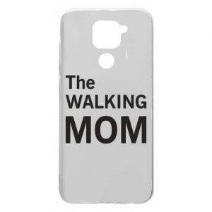 Etui na Xiaomi Redmi Note 9/Redmi 10X The walking mom
