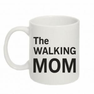 Kubek 330ml The walking mom