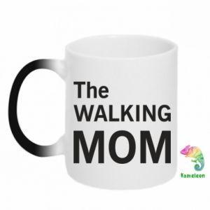 Kubek-kameleon The walking mom