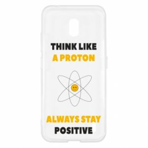 Etui na Nokia 2.2 Think like a proton always stay positive