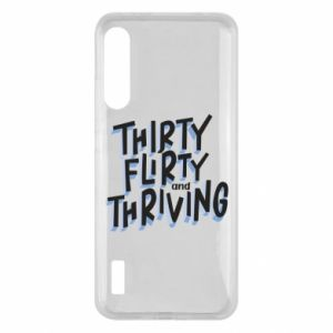 Xiaomi Mi A3 Case Thirty, flirty and thriving