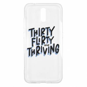 Nokia 2.3 Case Thirty, flirty and thriving