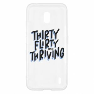 Nokia 2.2 Case Thirty, flirty and thriving