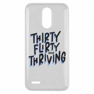 Lg K10 2017 Case Thirty, flirty and thriving