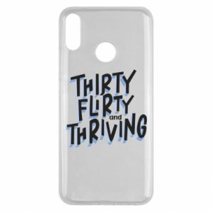 Huawei Y9 2019 Case Thirty, flirty and thriving