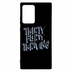 Samsung Note 20 Ultra Case Thirty, flirty and thriving