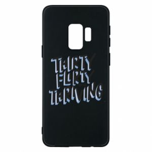 Phone case for Samsung S9 Thirty, flirty and thriving