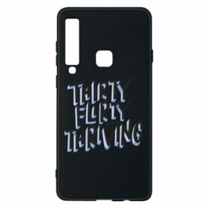 Phone case for Samsung A9 2018 Thirty, flirty and thriving