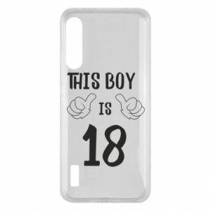 Xiaomi Mi A3 Case This boy is 18!