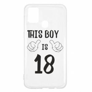 Samsung M31 Case This boy is 18!