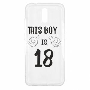 Nokia 2.3 Case This boy is 18!