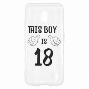 Nokia 2.2 Case This boy is 18!