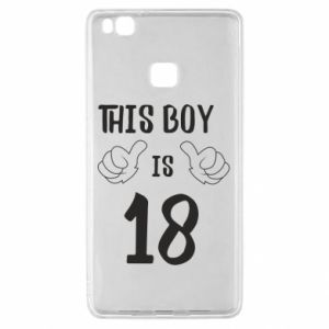 Huawei P9 Lite Case This boy is 18!