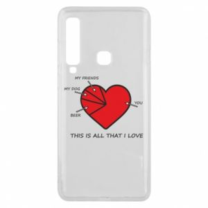 Samsung A9 2018 Case This is all that I love