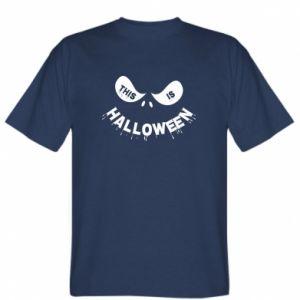 T-shirt This is halloween - PrintSalon