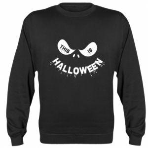 Sweatshirt This is halloween - PrintSalon