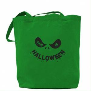 Bag This is halloween - PrintSalon
