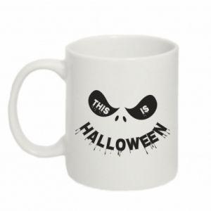 Mug 330ml This is halloween - PrintSalon