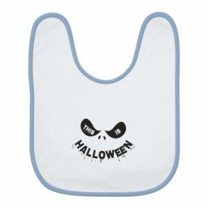 Bib This is halloween - PrintSalon