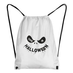 Backpack-bag This is halloween - PrintSalon
