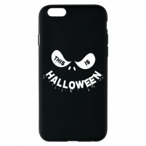 Etui na iPhone 6/6S This is halloween