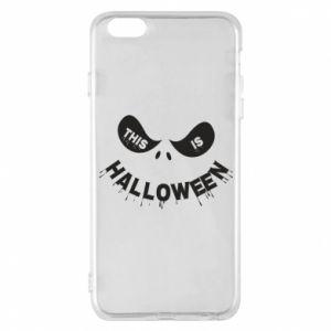 Phone case for iPhone 6 Plus/6S Plus This is halloween - PrintSalon