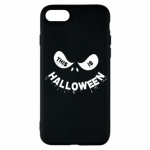 Phone case for iPhone 7 This is halloween - PrintSalon