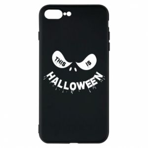 Phone case for iPhone 7 Plus This is halloween - PrintSalon