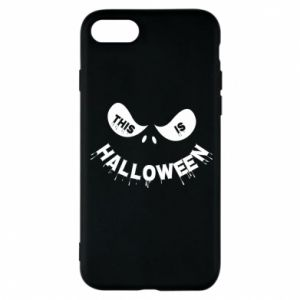 Phone case for iPhone 8 This is halloween - PrintSalon
