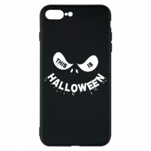 Phone case for iPhone 8 Plus This is halloween - PrintSalon