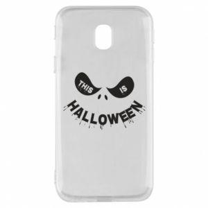 Phone case for Samsung J3 2017 This is halloween - PrintSalon
