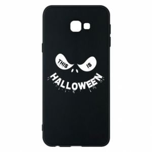 Phone case for Samsung J4 Plus 2018 This is halloween - PrintSalon