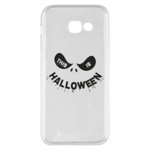 Phone case for Samsung A5 2017 This is halloween - PrintSalon