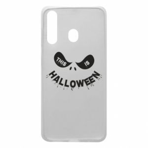 Phone case for Samsung A60 This is halloween - PrintSalon
