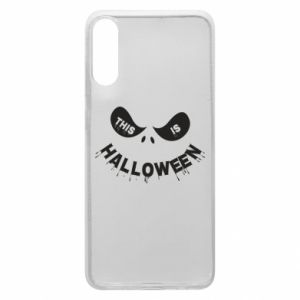 Phone case for Samsung A70 This is halloween - PrintSalon