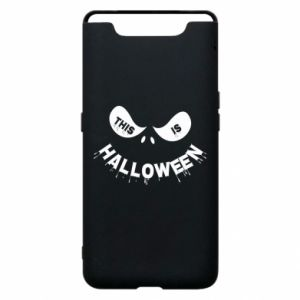 Phone case for Samsung A80 This is halloween - PrintSalon