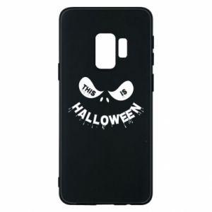Etui na Samsung S9 This is halloween