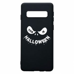 Phone case for Samsung S10 This is halloween - PrintSalon