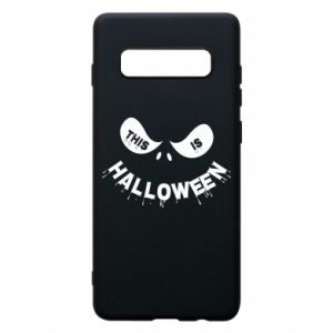 Phone case for Samsung S10+ This is halloween - PrintSalon